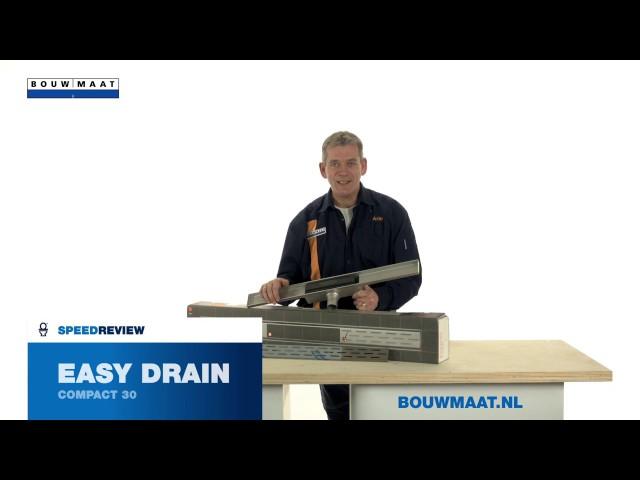Easy Drain - Compact 30