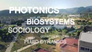 Master's Degree in Physics of Complex Systems