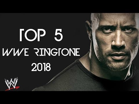 Top 5 Best WWE Ringtones 2018 |Download Now|