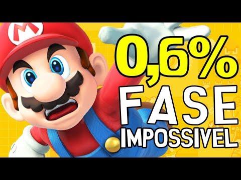 Download Youtube: 0,6% DE CLEAR RATE: IMPOSSÍVEL! – Super Mario Maker (SUPER... ADIVINHA?)