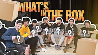 2HYPE WHAT'S IN THE BOX CHALLENGE!!
