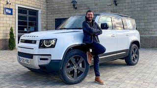NEW Land Rover DEFENDER First Drive Review!