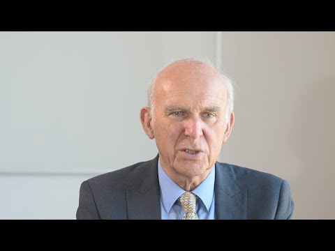 Vince Cable on Brexit, Tim Farron and Tuition Fees