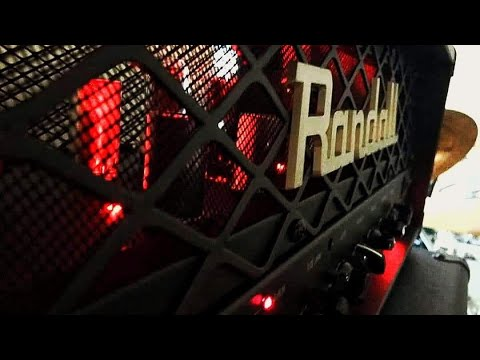 Randall Diavlo RD20 Fortin High Gain Tone Test PT: 1 (Low volume version)
