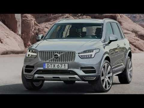 volvo xc40 expected to debut in shanghai youtube. Black Bedroom Furniture Sets. Home Design Ideas