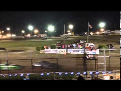 Bandit Feature - Wilmot Raceway - August 15, 2014