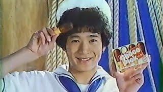 1981年 サクラカラー マンガスキッパー 田原俊彦 グリコ チョコピック ...