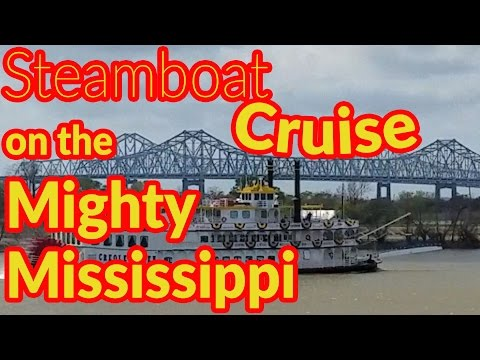 Full Time RV Living | Day 2 of 4 New Orleans River Boat Cruise | S2 EP035