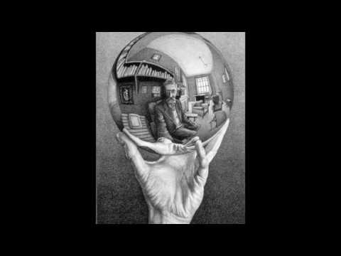 M.C Escher graphic artist 1898-1972.