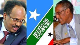 DEG-DEG Md Farmaajo & Md Biixi oo Addis Ababa lagu Wada Hadashiinayo.