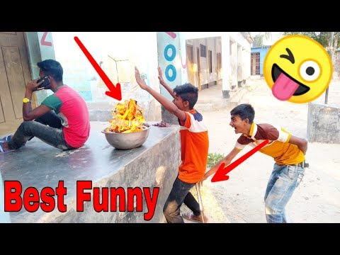 Must Watch New Funny Comedy Videos 2019 | Episode 32 || Hiphop BDT