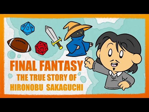 Final Fantasy: The Story of Hironobu Sakaguchi and the Game That Saved Square