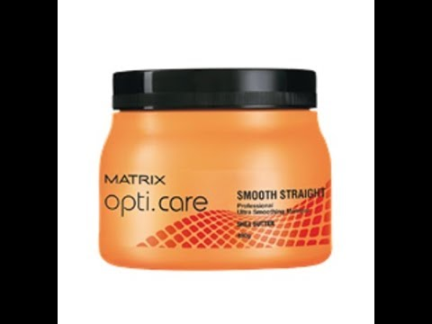 Matrix Opti Care Smooth Straight Ultra Smoothing Masque Review Beauty Express