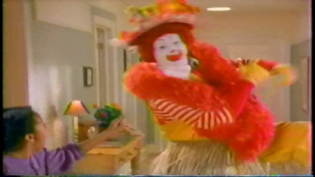 McDonalds Hamburglar Commercial (1997) - YouTube