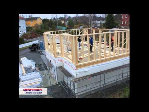 Hvordan bygge et hus, på under 5 min.
