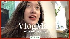 VlogMas#8|印度捲餅🥙、雞肉丸青蔥餅🥒、我的生日🍰