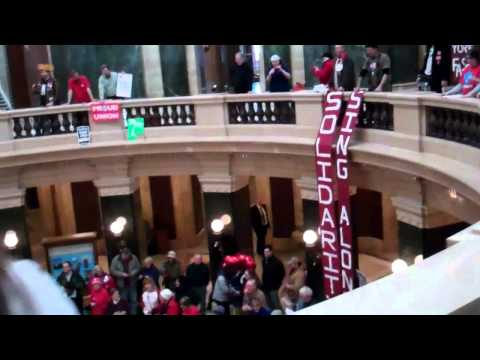RECALL DAY: Solidarity Sing Along: This Land is Your Land