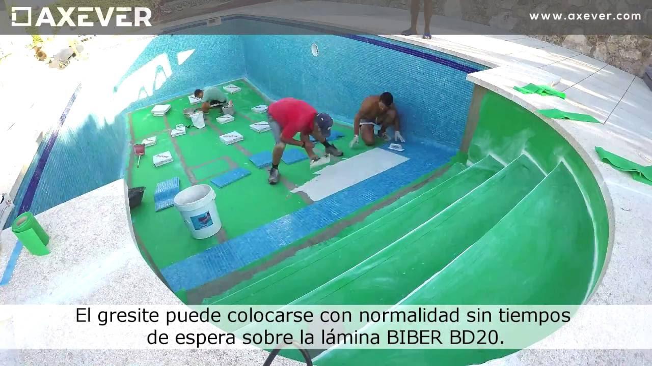 Impermeabilizaci n de piscina l mina impermeabilizante 0 - Impermeabilizantes para piscinas ...