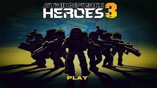 ¡¡¡Strike Force Heroes 3!!! ¡Nuevo Juego!