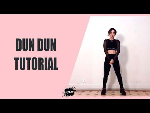 EVERGLOW - dun dun (full dance tutorial - mirror)