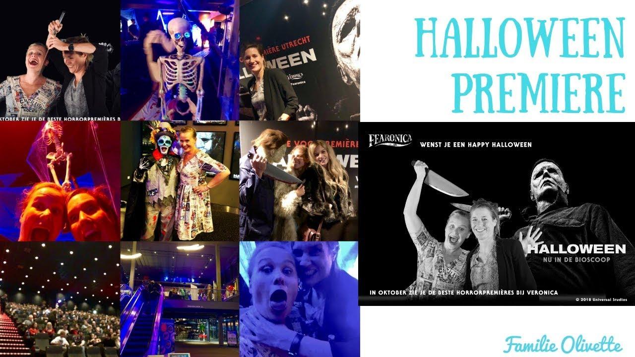 Halloween Utrecht 31 Oktober.Michael Myers Is Terug Premiere Halloween Kinepolis Utrecht