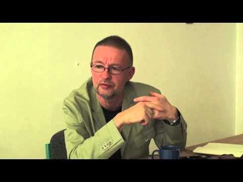 Milan Kohout / Přednáška Andre Vltchecka na Západočeské universitě, 13.10.2014