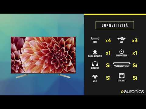 Sony | Android TV | LED 4K UHD HDR | 49XF90