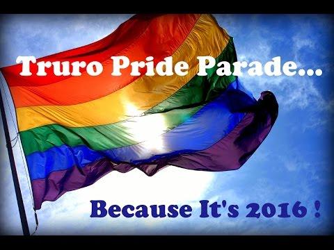 Pride Parade  Truro  Nova Scotia