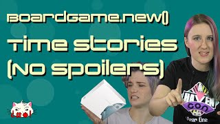 Time Stories Gameplay Review (Spoiler Free!) - BoardGame.new()