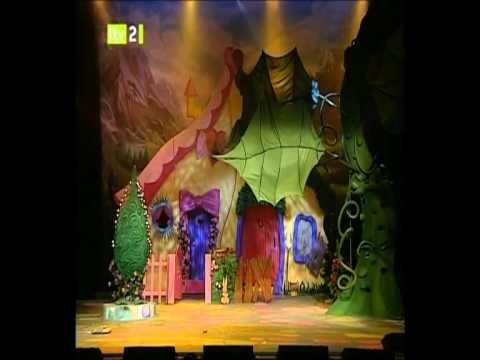 Jack And The Beanstalk   Pantomime   Xvid