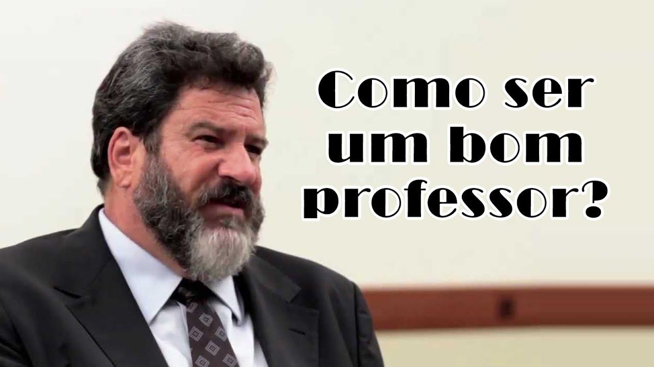 Como Ser Um Bom Professor Mario Sergio Cortella Youtube