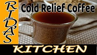 cold relief drink | home remedies for cough |headache relief