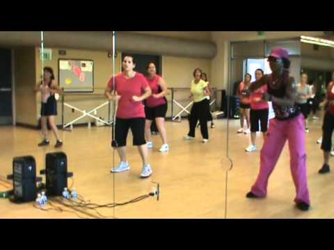 Zumba in North San Diego County with Patricia B.
