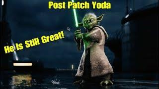 Post Patch Yoda Killstreak - Star Wars Battlefront ll