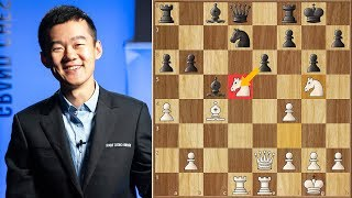 Like Telling a Story || Ding vs Aronian || Grand Chess Tour Finals (2019) | R