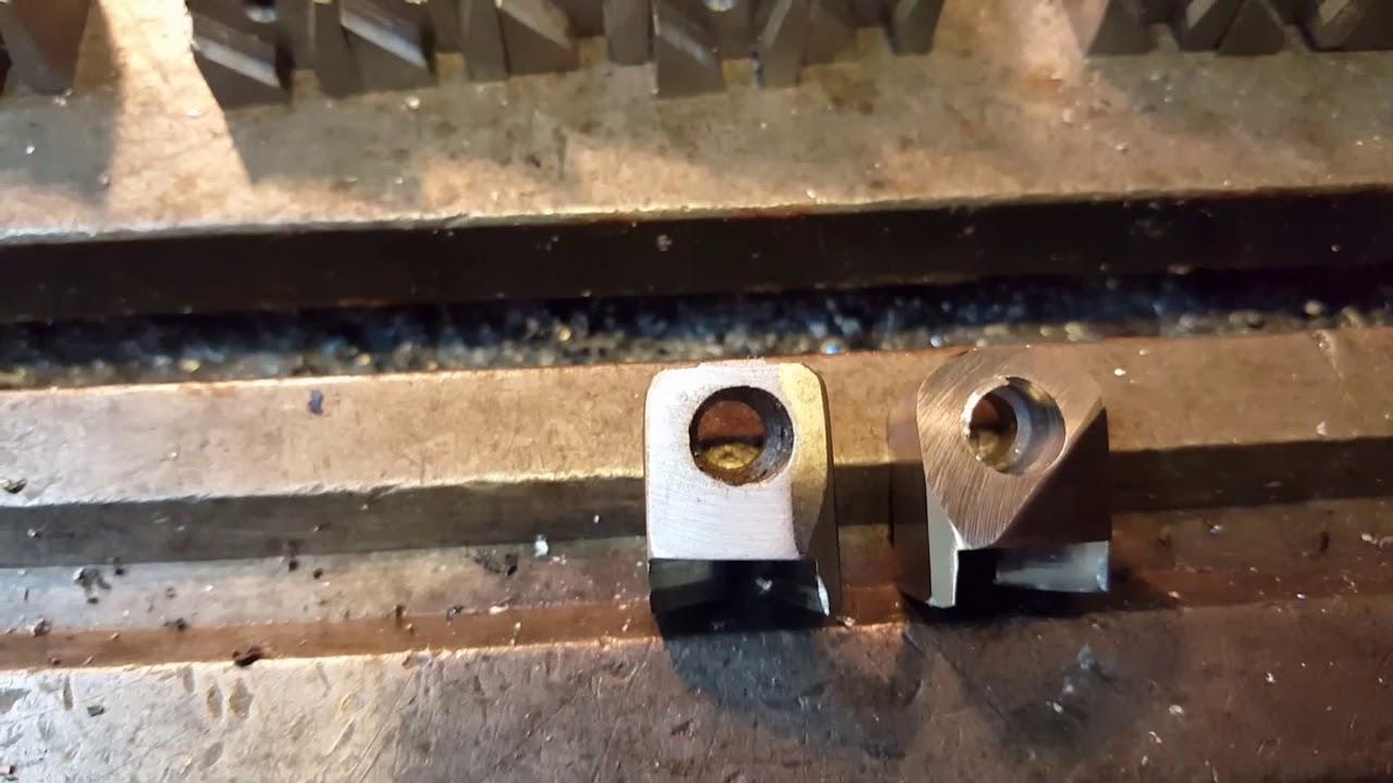 BAD CNC MILLING MACHINING  CORRECTING MISTAKES