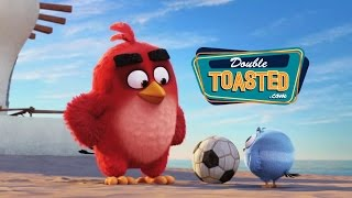 ANGRY BIRDS - Double Toasted Review