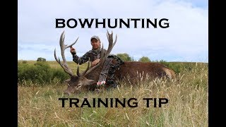 BOWHUNTING TRAINING