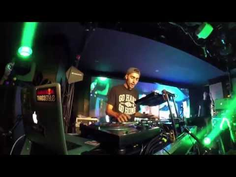 Dj Twist - RedBull Thre3Style 2014 Competition Night #2