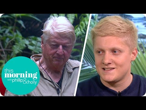 I'm A Celebrity Gossip - Stanley Johnson's Grandson Speaks Out! | This Morning