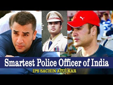 India Smartest IPS Officer Sachin Atulkar || Interview ||