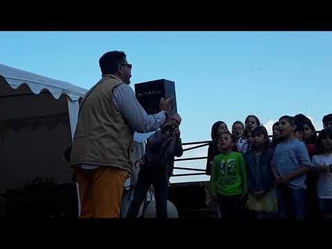 Pitrio'mmia cantata dal Coro dei bambini della Scuola Primaria Giovanni Ginobili di Petriolo (MC)