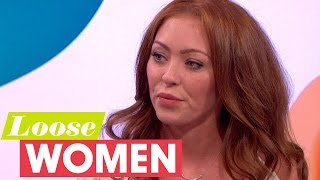 Natasha Hamilton Opens Up About Living With Her Ex And Her New Boyfriend | Loose Women