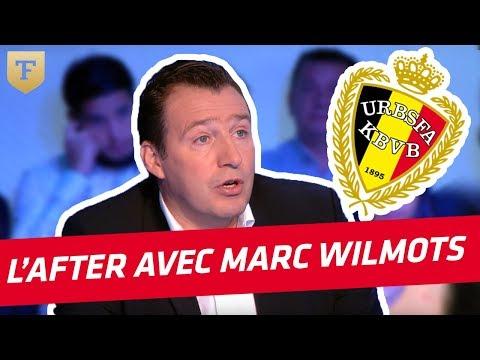 Téléfoot - L'After du 18 octobre avec Marc Wilmots