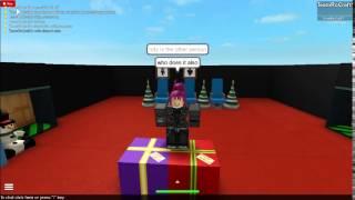 Roblox Talk Show Message - TeamRoCraft1/Lisa214