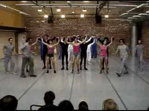 Performance of Around the World (P.A.R.T.S.)