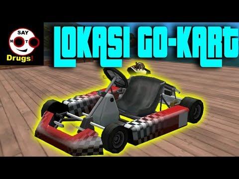 Lokasi Gokar | GTA San Andreas Android