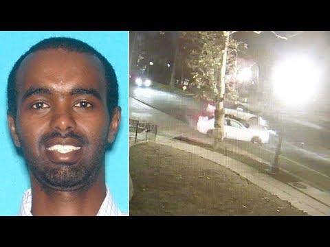 Somali Immigrant Suspected Of Hate Crime Outside LA Synagogue | ABC7