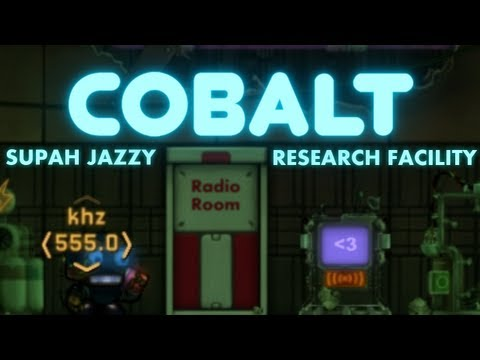 Cobalt: Co-op Survival on Research Facility