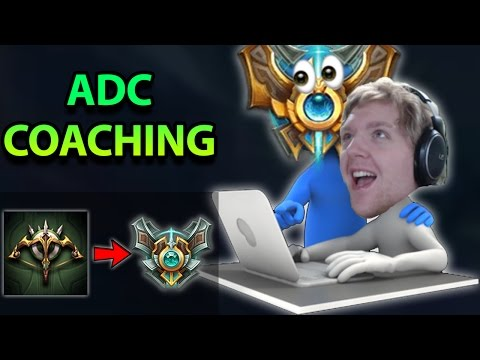 CHALLENGER ADC JAKE CONTINUES HIS COACHING! – League of Legends ADC To Masters Ep. 12